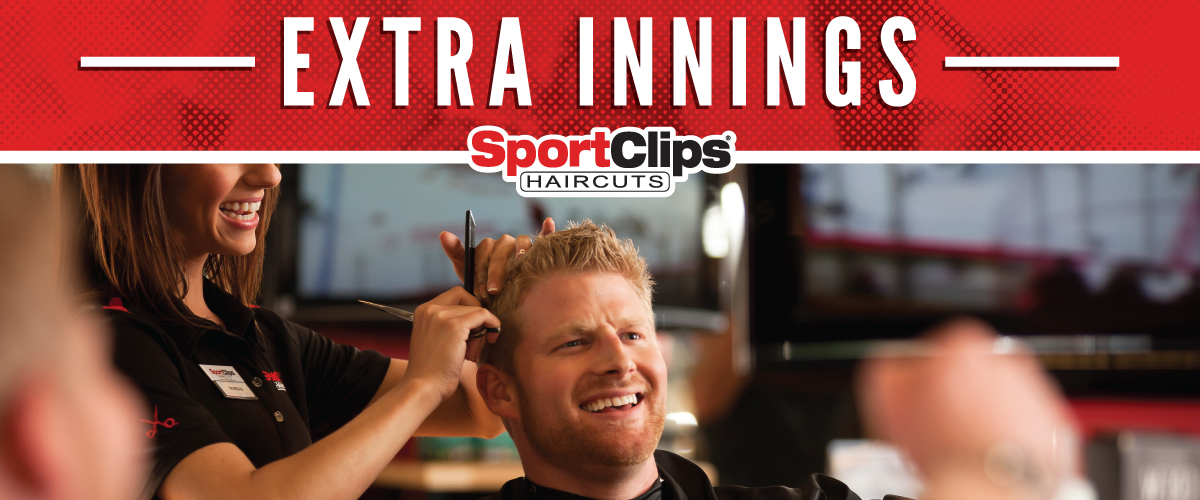 The Sport Clips Haircuts of Fontana - Sierra Lakes Village Extra Innings Offerings